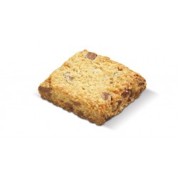 Flapjack chocolate chip 1x60 st. (80 gr.)