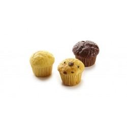 Mini american muffin mix 3x2x30 st. (15 gr.)