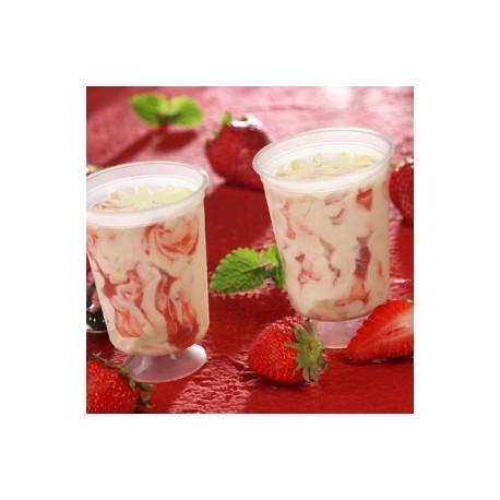 IJsbeker aardbeien 1x12 st. (150 ml.)