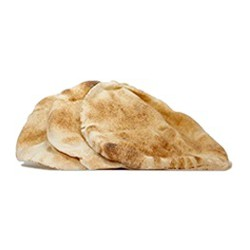 Flatbread libanees 1x60 st. (50 gr.)