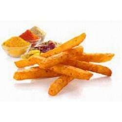 Frites cajun 10/10 mm 4x2,5 kg.