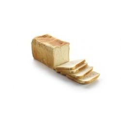 Toastbrood wit 12x12 cm. 1x10 st. (800 gr.)