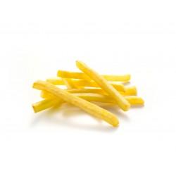 Frites skinny x-tra crispy 5,5/5,5 mm 4x2,5 kg.