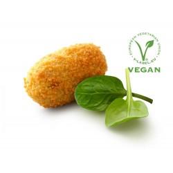 Mini kroket groente vegan 1x48 st. (30 gr.)